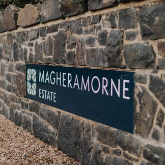 Magheramorne Estate